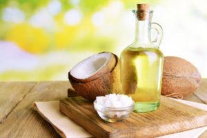 kokosovo olje uporaba