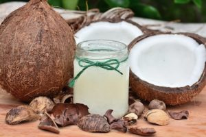 kako uživati kokosovo olje