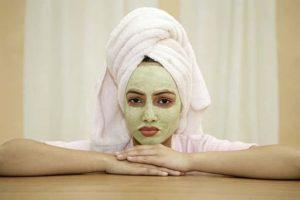 maska za obraz za suho kožo