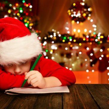 Na božični večer prihaja k nam tudi Božiček!