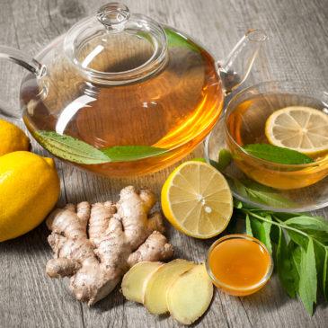 Topli napotki z ingverjem – čudežni ingverjev čaj