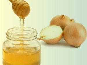 čebulni sirup proti kašlju