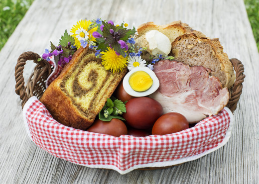 velikonočne jedi