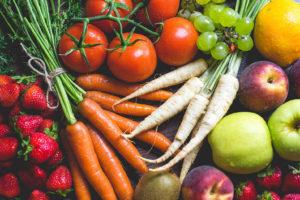 razstrupljanje s presno hrano