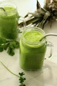 zeleni napitek za razstrupljanje