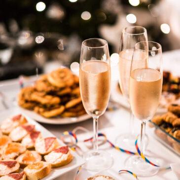Recepti  za svečano in čarobno silvestrsko večerjo 2020