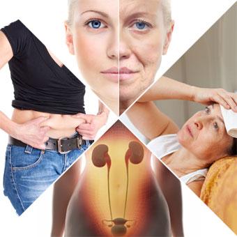 Menopavza začetek novega življenja – kako lajšati simptome menopavze?